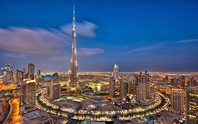Living in The UAE