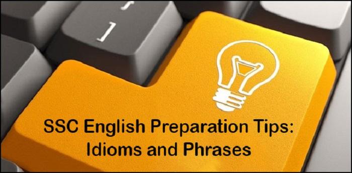 SSC Idioms Preparation Tricks