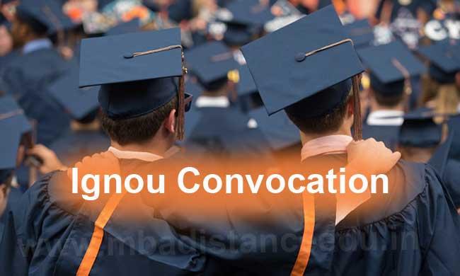 31st Convocation of IGNOU 2018